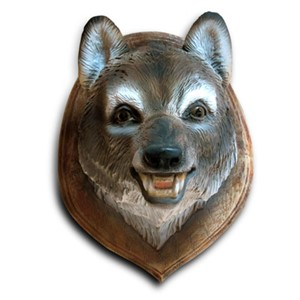 Пано голова Волка
