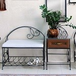 Кованая мебель для прихожей