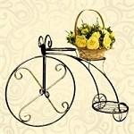 Кованые подставки под цветы - королевский декор у Вас дома