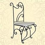 Кованые стулья: актуальная мебель для любого интерьера