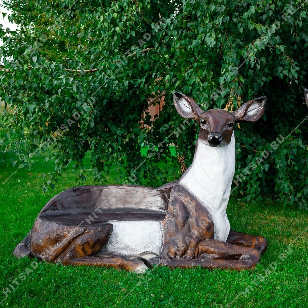 Садовый диван Олениха - фото 15285