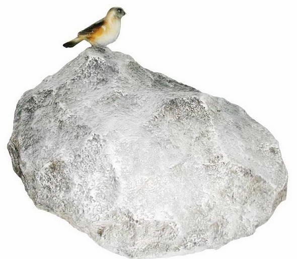 Камень с птичкой F 03132 - фото 4949