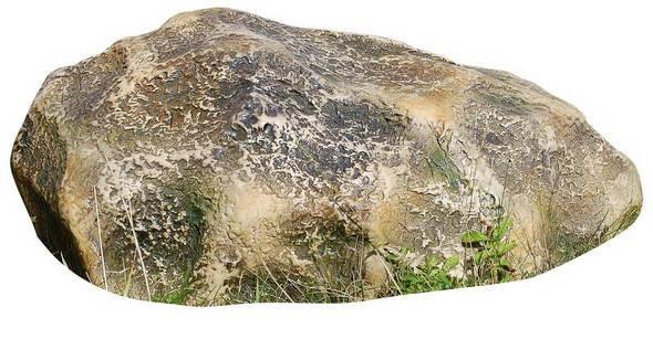 Крышка люка Камень-валун F 03093 - фото 4956