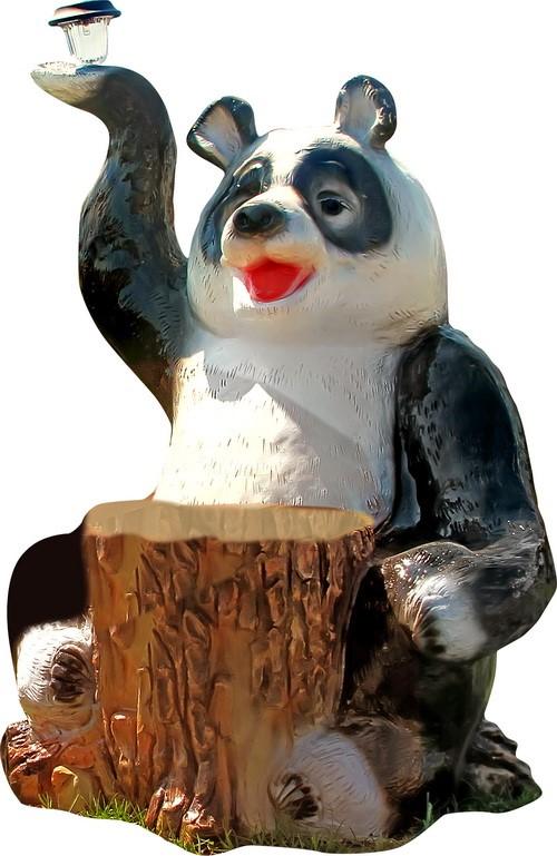Панда светильник F07285 - фото 5006