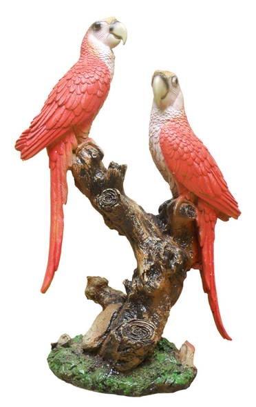 Попугаи средние F01306 - фото 5109