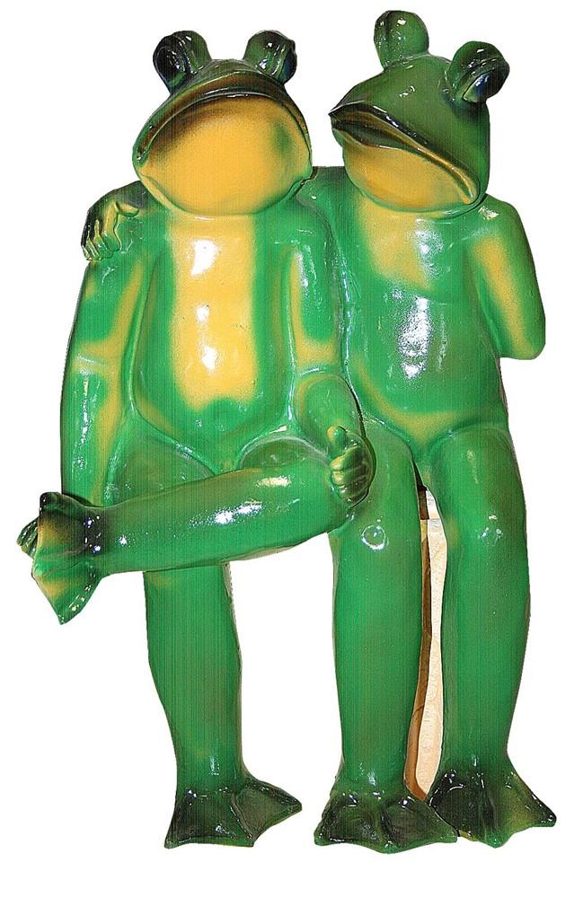 Две лягушки мал. F01166 - фото 5154