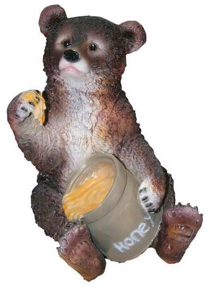 Медведь с медом F01214 - фото 5179