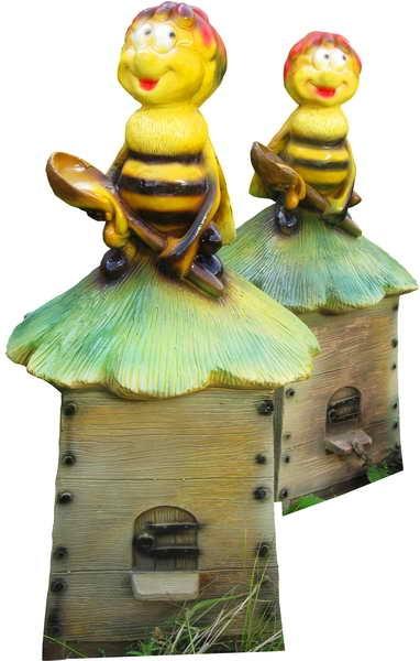 Пчела на улье F07127 - фото 5182