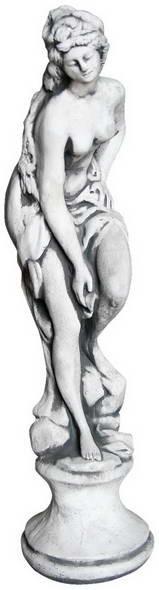 Девушка на камне F 03002 В - фото 5210