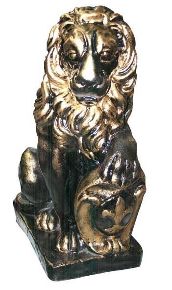 Лев (мал.) F 01045 B - фото 5225