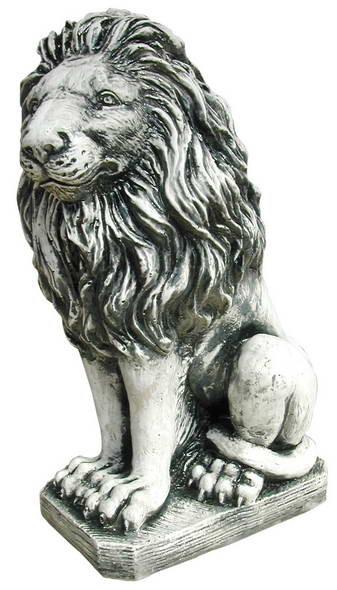 Лев сидит пр. F01079 - фото 5228