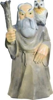 Светильник Старик с филином F07129 - фото 5290