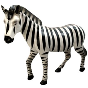 Зебра (лошадь большая)  U07478 - фото 5333