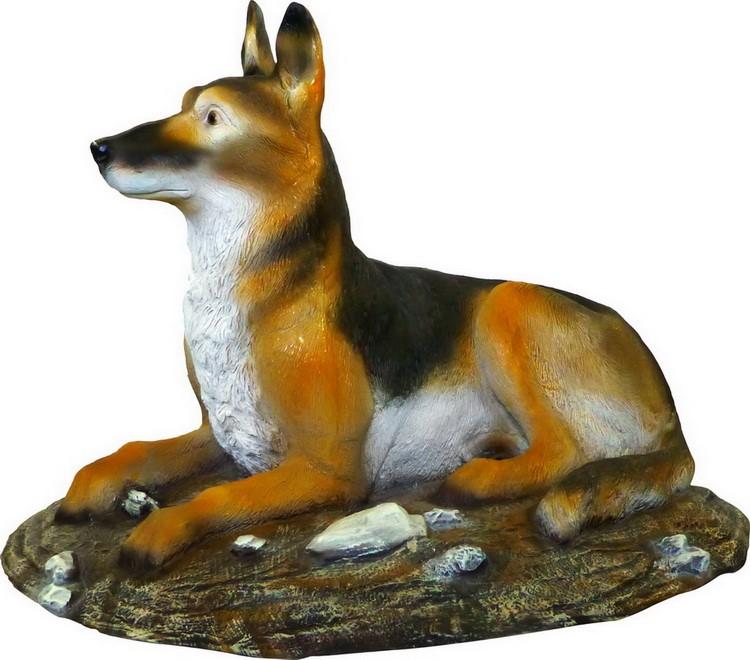 Крышка-люка Собака овчарка U07448 - фото 5352
