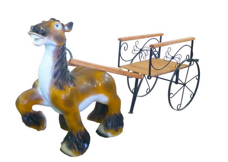 Лошадка (под тележку) U07464 - фото 5354