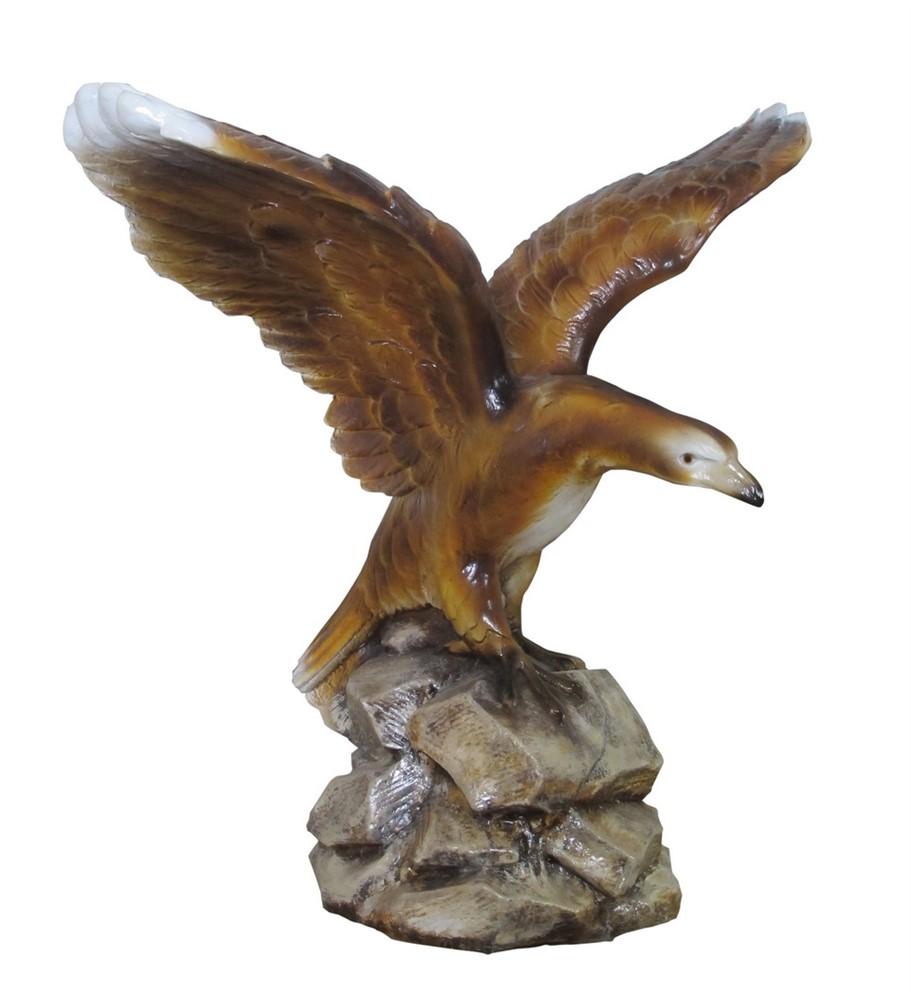 Орел на скале U07497 - фото 5356