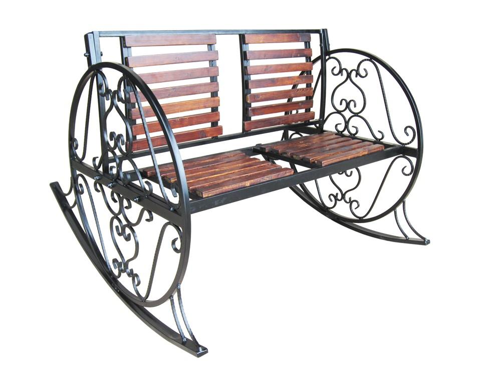 Кресло 880-14 качалка с деревом - фото 5418