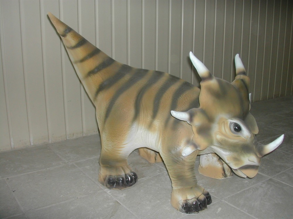 Динозавр Трицератопс  F07251 - фото 5841