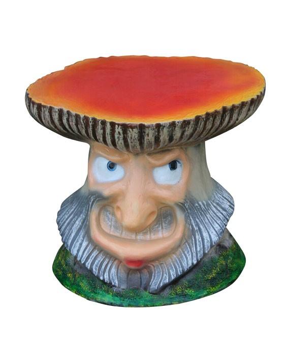 Стул гриб Сердитый U07489 - фото 5864