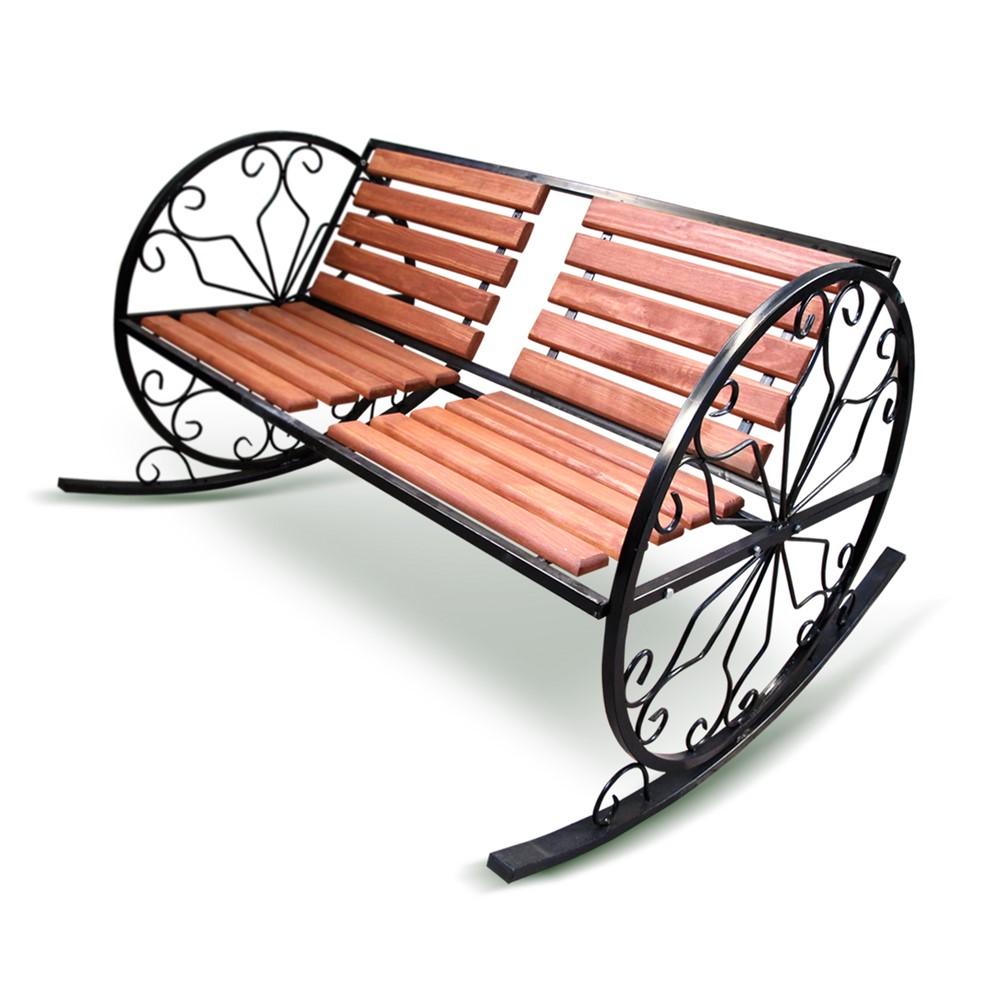Кресло-качалка 881-44 с деревом - фото 5868