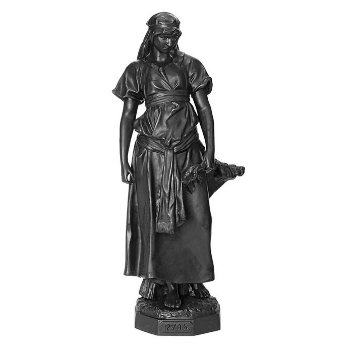 Чугунная статуэтка