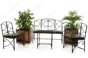 Комплект мебели для сада 7946