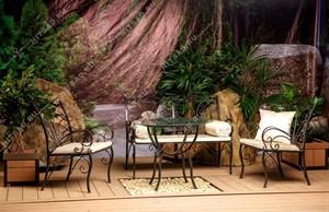 Комплект кованой мебели 8133
