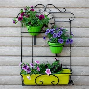 Навесная шпалера для цветов 57-801