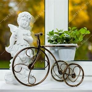 Подставка для цветов Велосипед 95-042