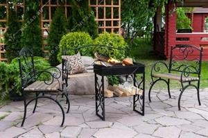 Комплект садовой мебели 11082