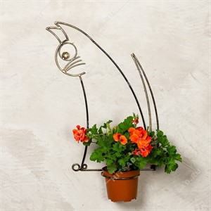 Настенная цветочница Кот 15-840