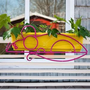 Балконная подставка для цветов 51-510