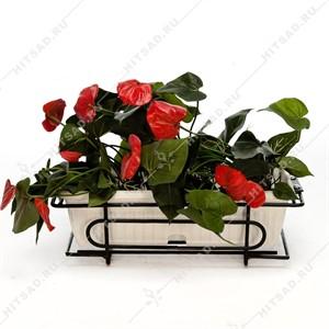 Подставка для цветов балконная 51-412
