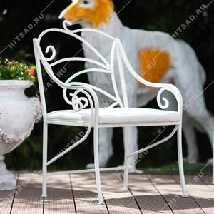 Кованое кресло для сада 303-27-2