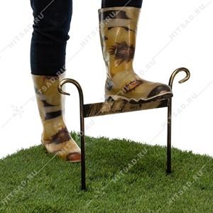Декроттуар для садовой обуви 62-007