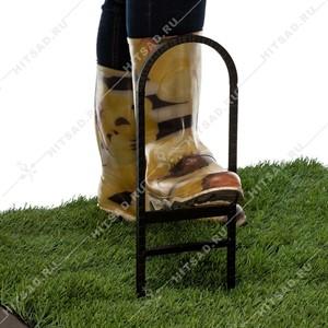 Декроттуар для садовой обуви 62-010
