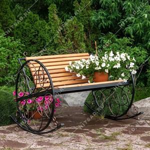 Садовая кресло качалка 881-45