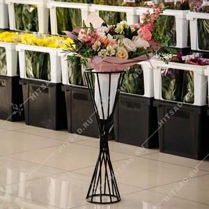 Подставка для цветов лофт 66-431
