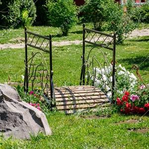 Садовый мостик 862-29R