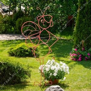 Шпалера для растений Бабочка
