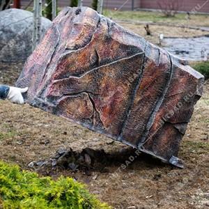 Крышка люка Камень Гранит