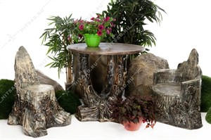 Комплект мебели для сада 11032