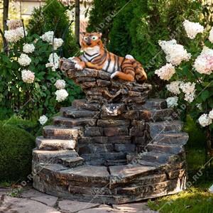 Фонтан садовый Тигр U08704