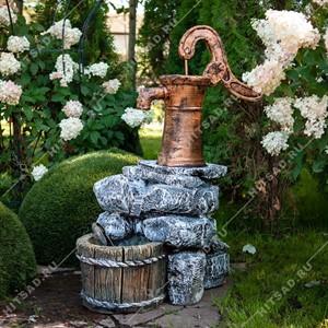 Фонтан садовый Колонка U08398