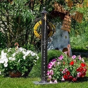 Садовая колонка 54-636