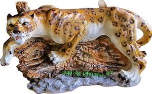 Леопард на дереве F01338