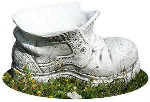 Башмачок кашпо F04033