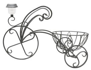 Подставка с фонарем Велосипед 53-355