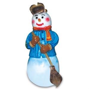 Снеговик (ламинат) F 03100