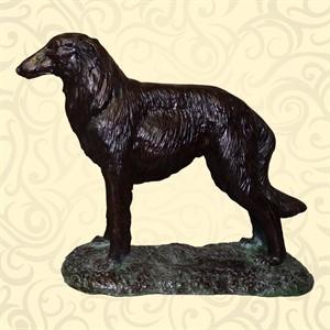 Скульптура интерьерная Борзая